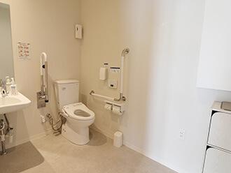 セレモニーハウス高槻登美の里トイレ