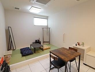 セレモニーハウス八尾久宝寺寺院控え室
